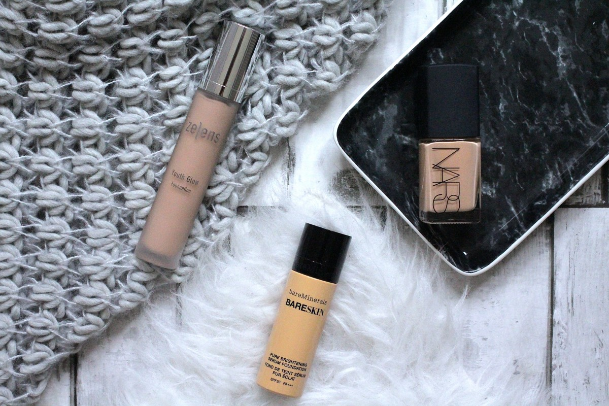 dewy skin foundations