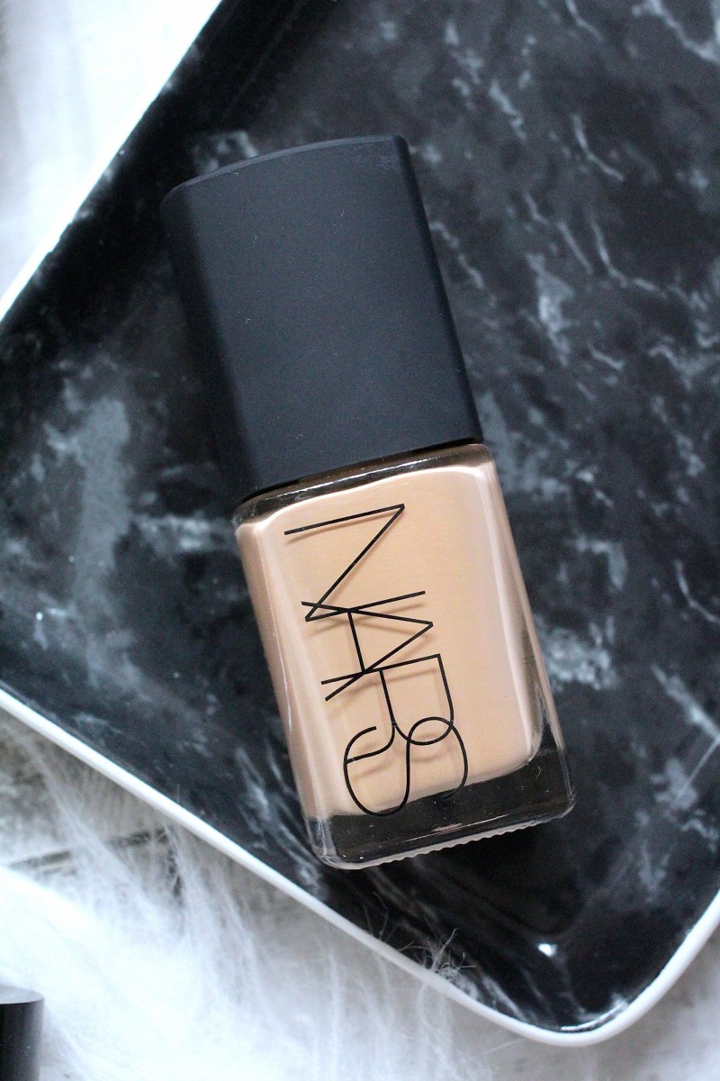 nars sheerglow foundation