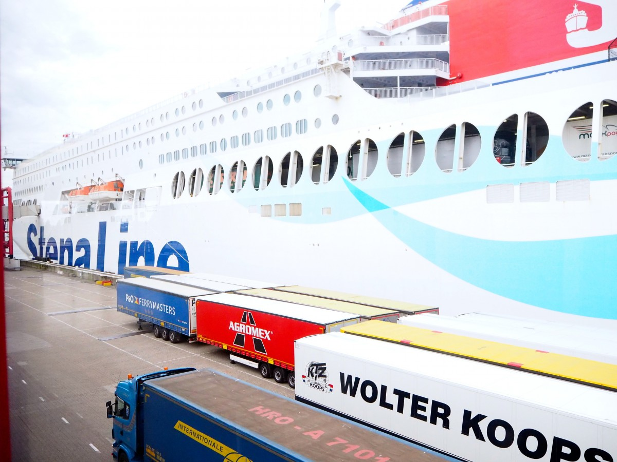 stena line uk to holland