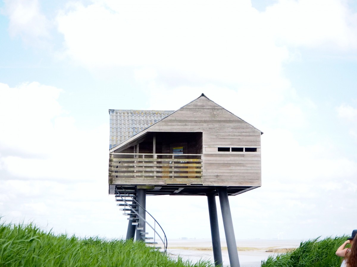 kiekkaaste viewing platform