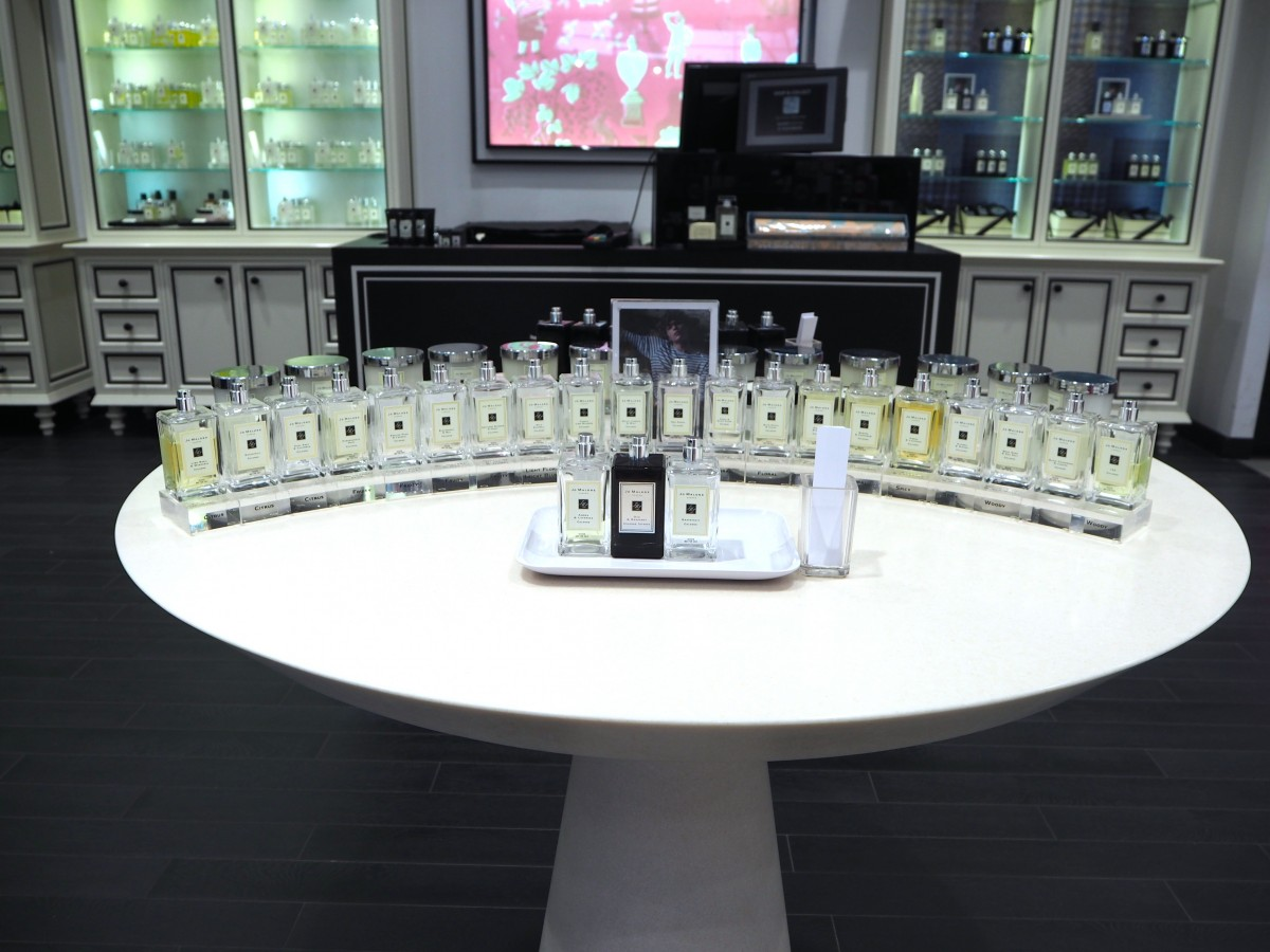 jo malone stansted