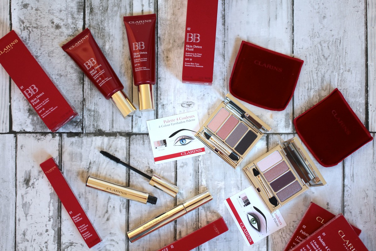 clarins autumn winter make up
