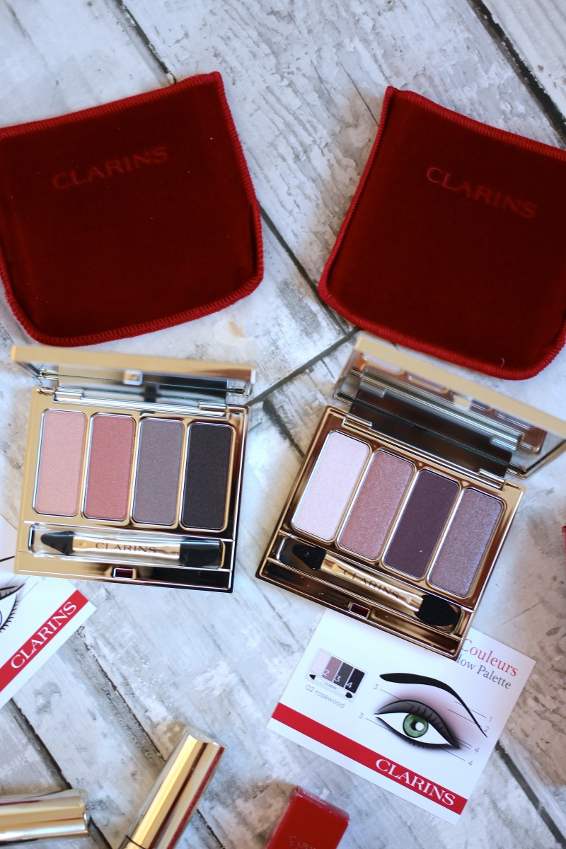 clarins aw 2016
