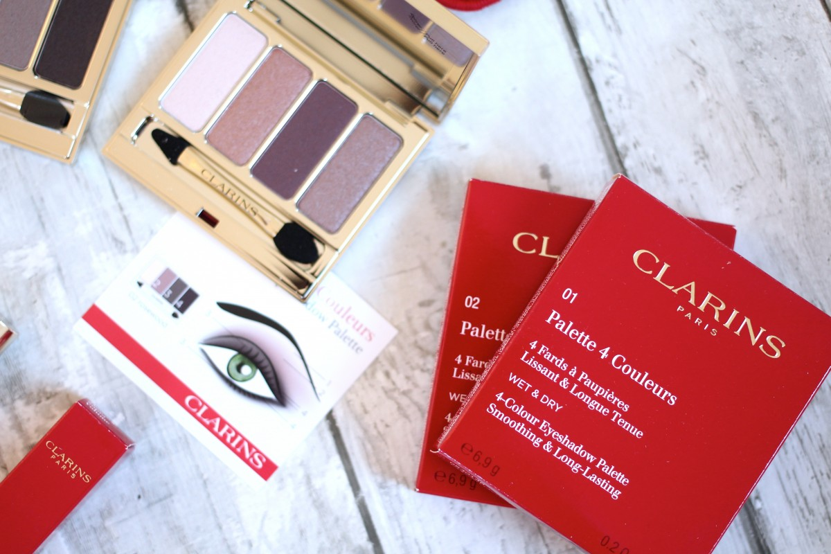 clarins make up 2016
