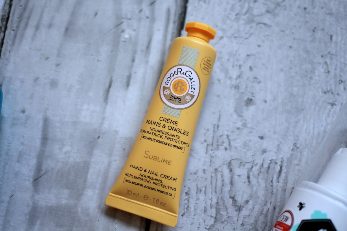 roger and gallet hand cream