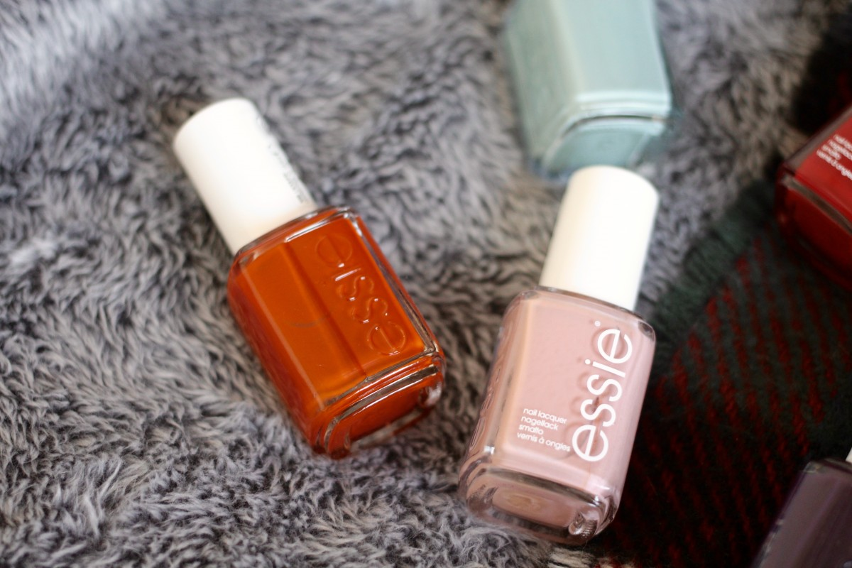 essie nail collection 2016