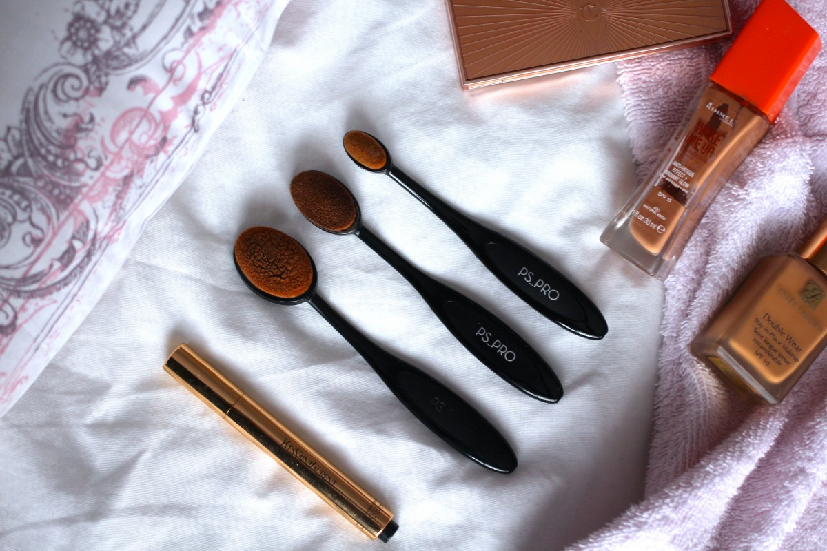 primark ps pro make up brushes