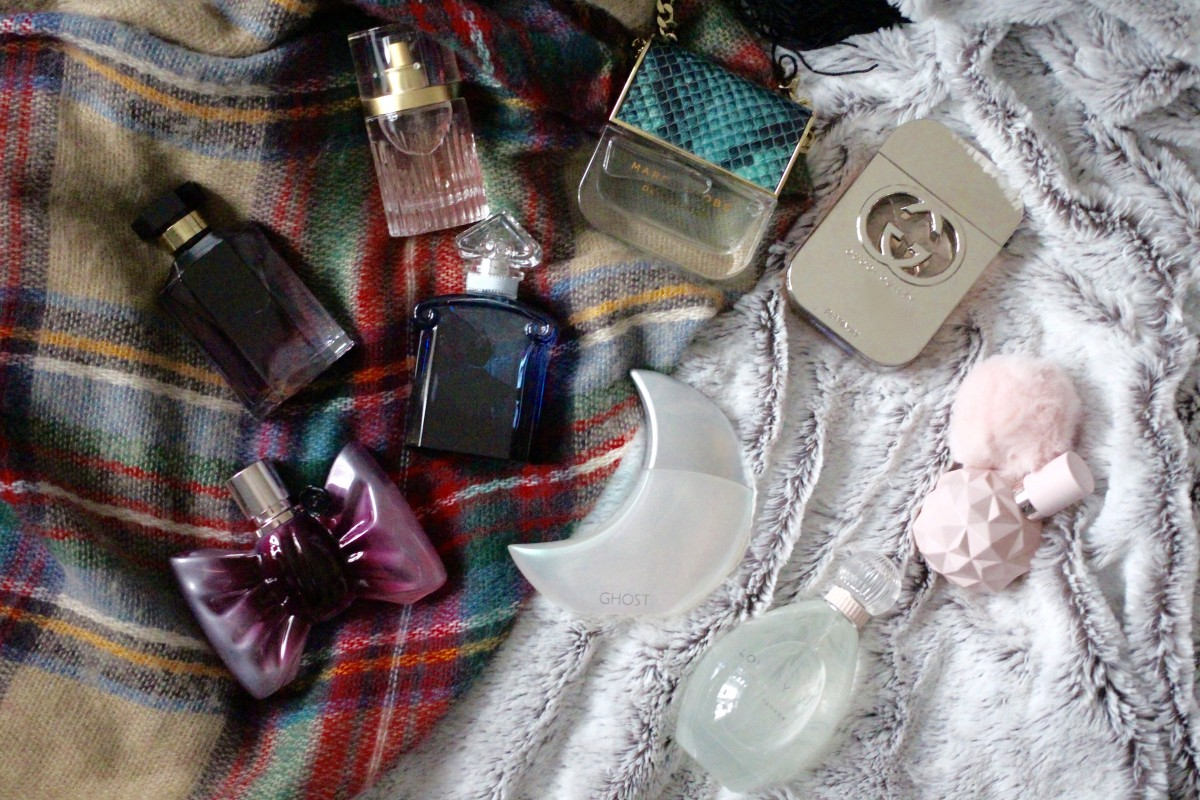 the autumn/winter fragrance edit