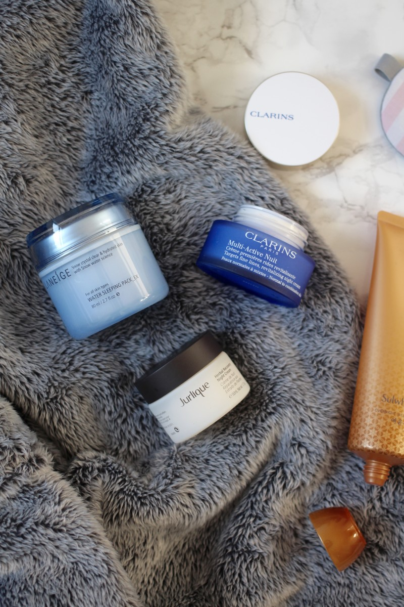 night mask recommendations