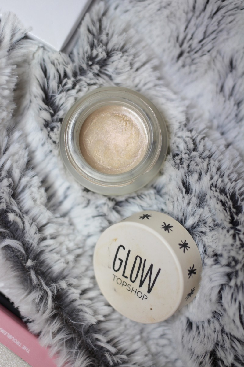 topshop glow highlighter polished