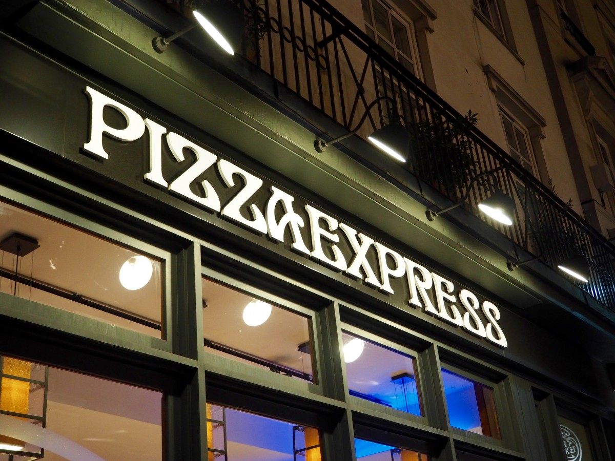 pizza express greenwich