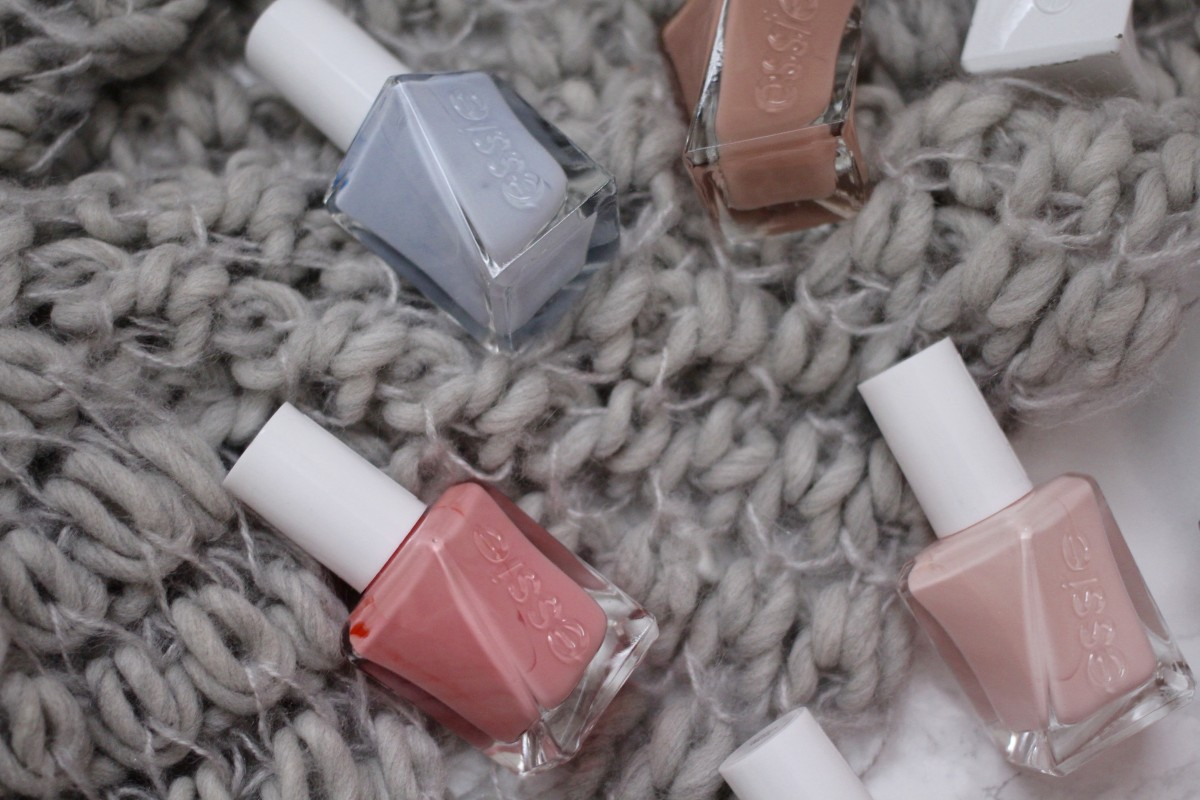 essie gel nail polishes 2017