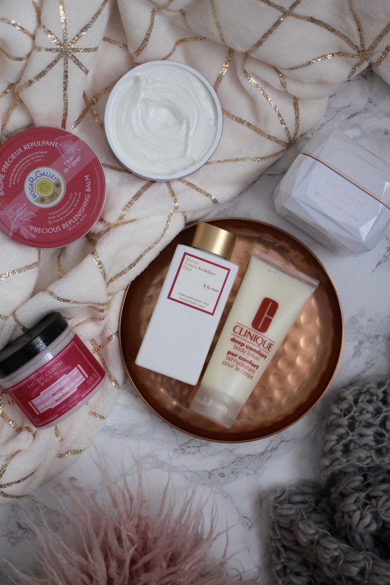 5 amazing body lotions for spring