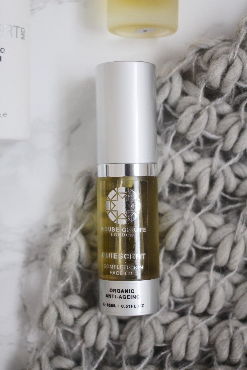 house of life complete skin face oil