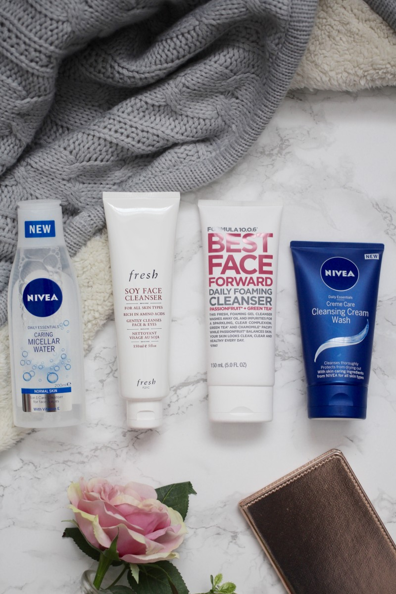 the cleansers you need
