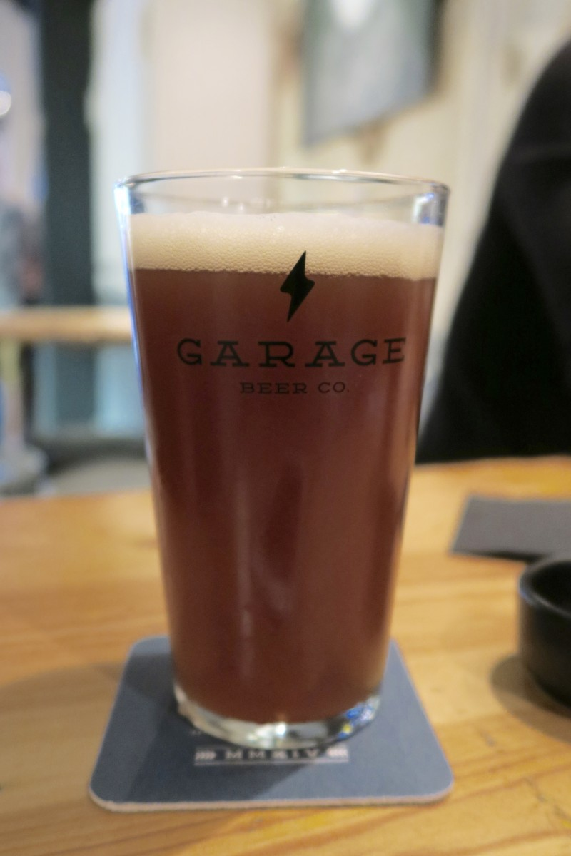 garage beer co barcelona