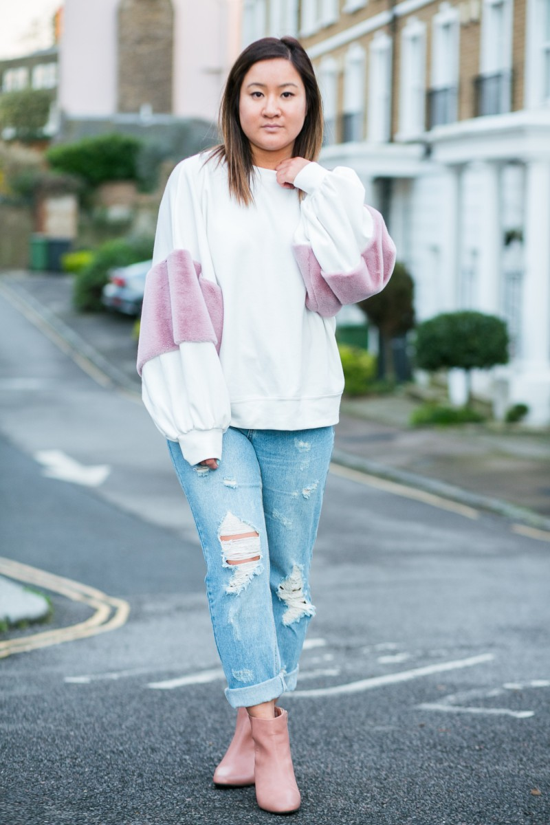 julie ly lifestyle blogger london