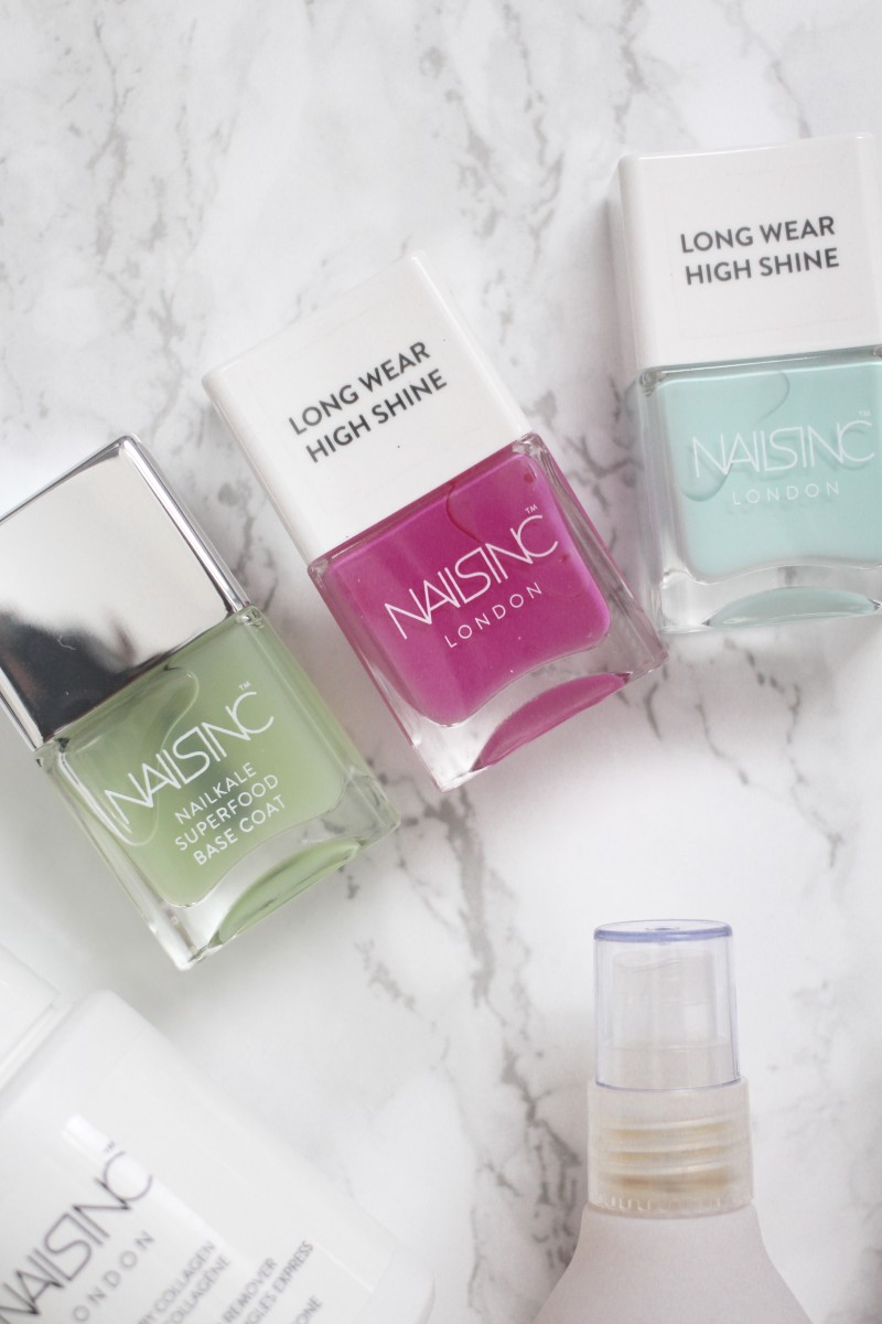 nails inc longwear nail polish
