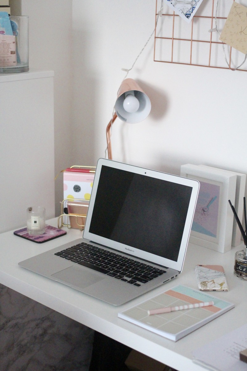 tips on being productive when working from home