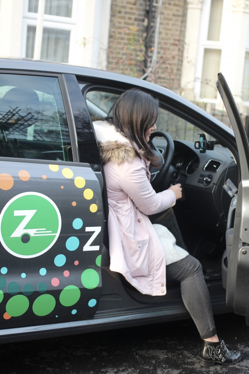 zipcar, flex in the city, hire car, london car hire