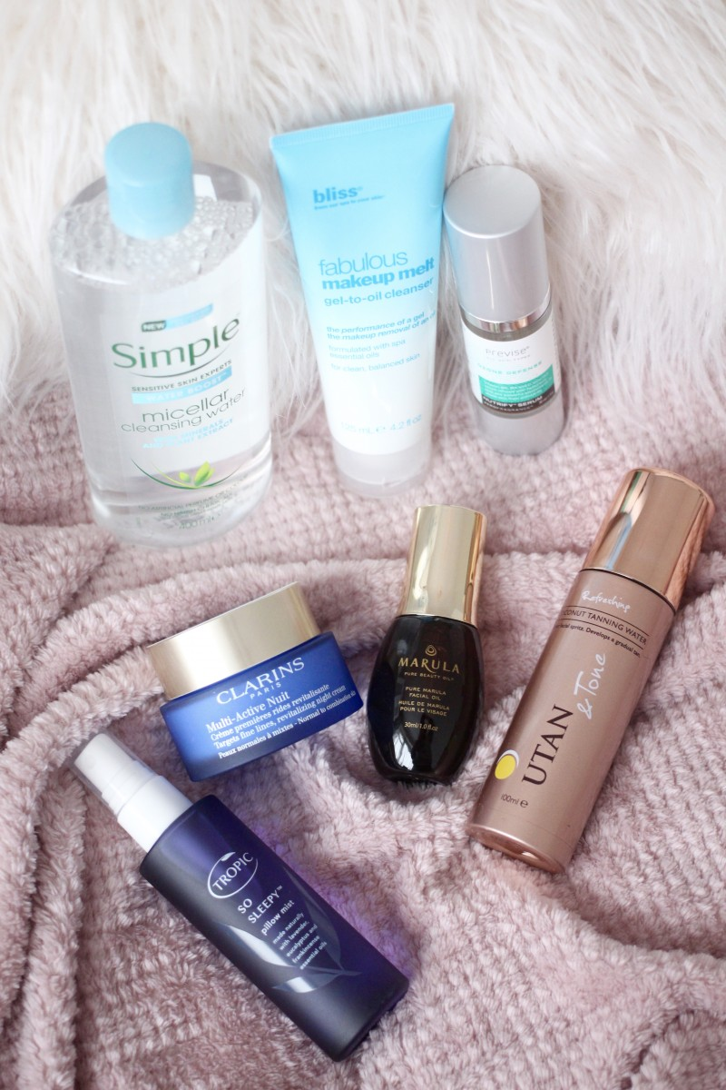 beauty rules, how to achieve radiant skin, morning skincare, beauty routine