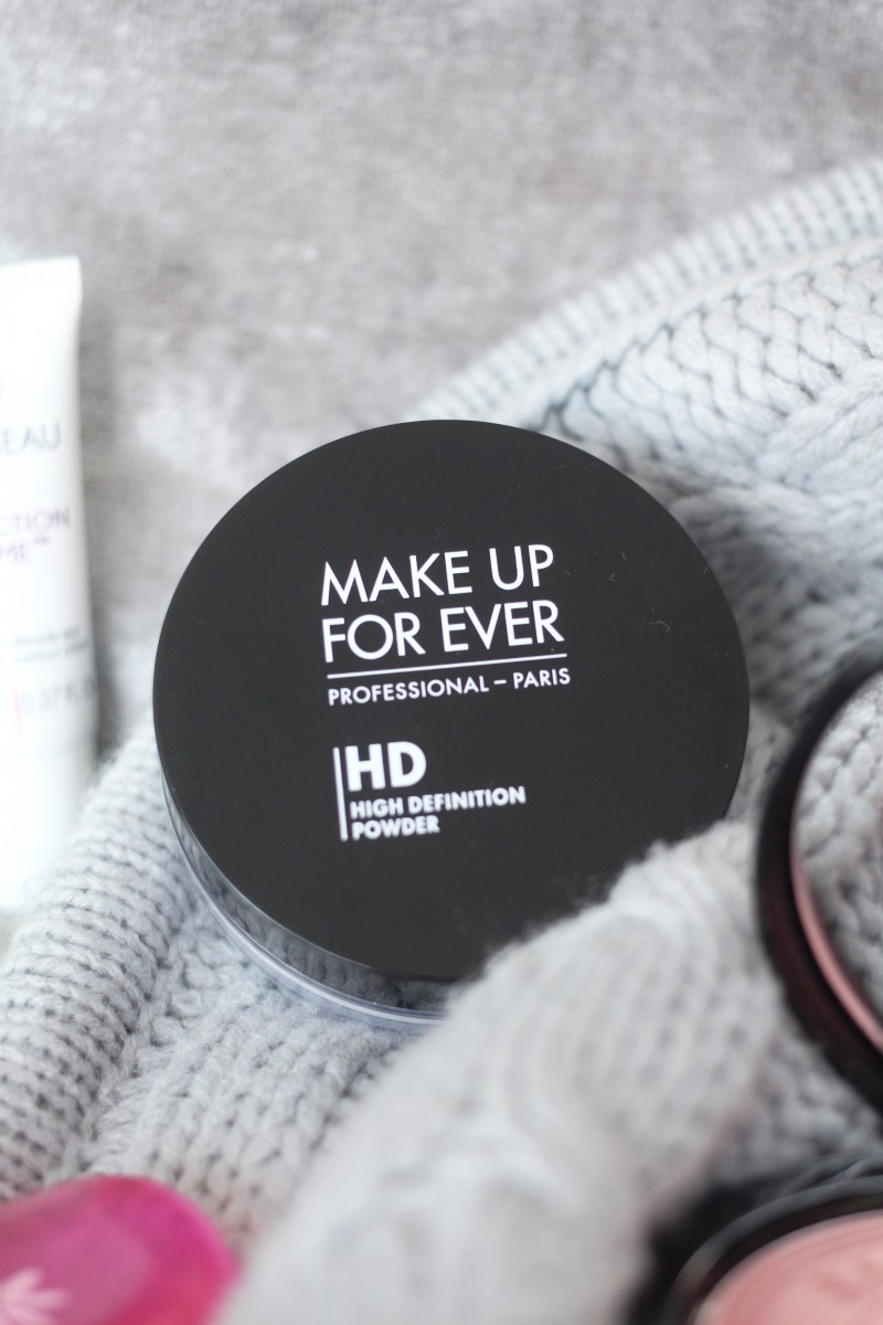 make up foreverr hd powder