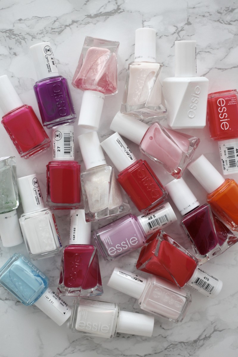 essie nail polishes, essie nails, how to use essie nail polish