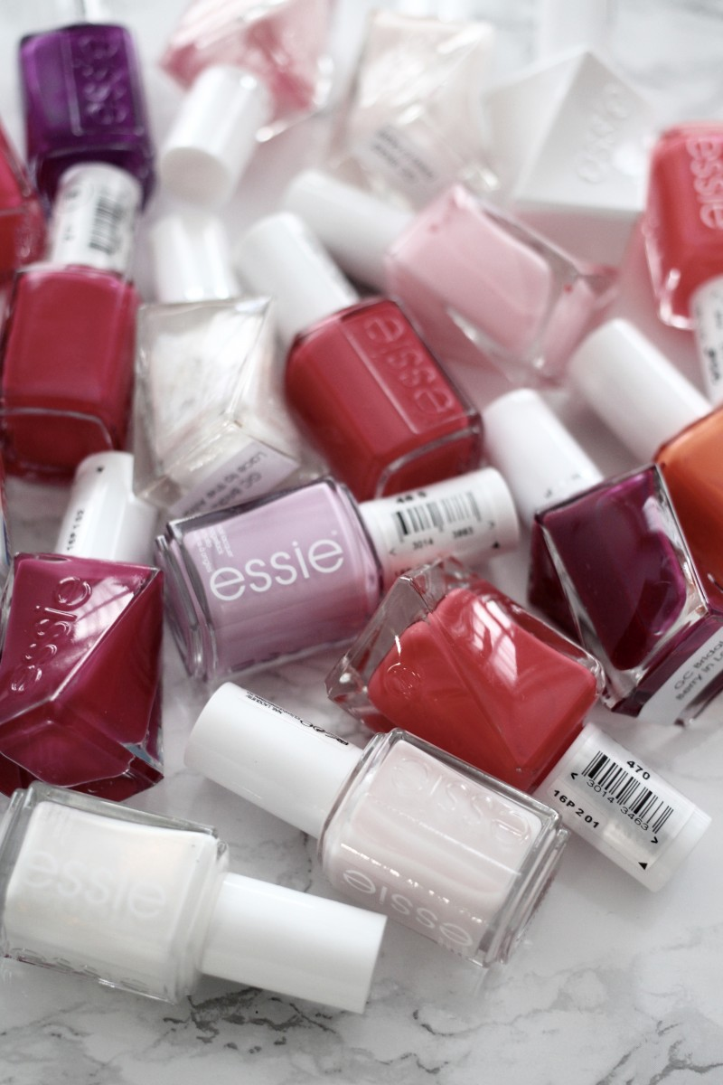 essie nail polish gel couture