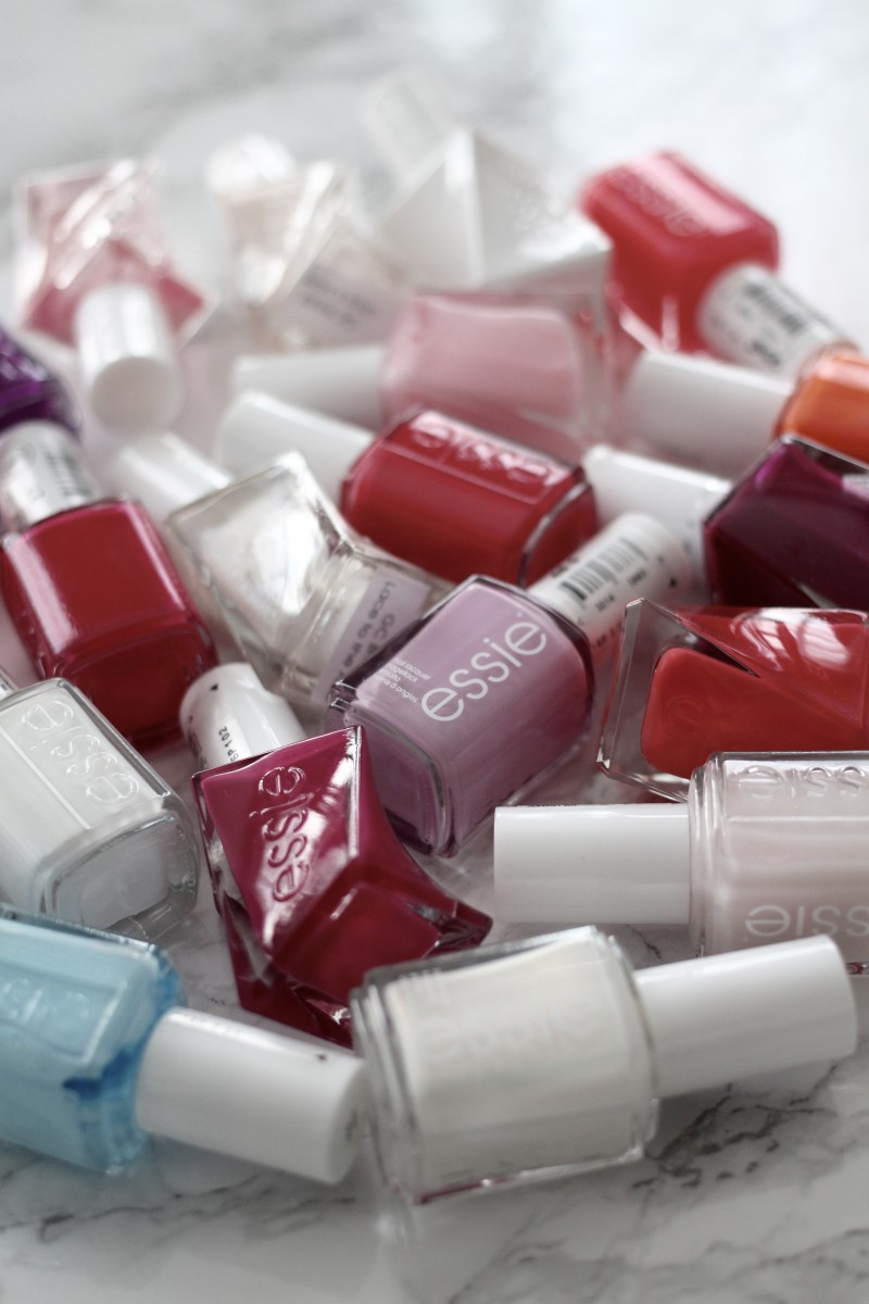 essie nail classic collection