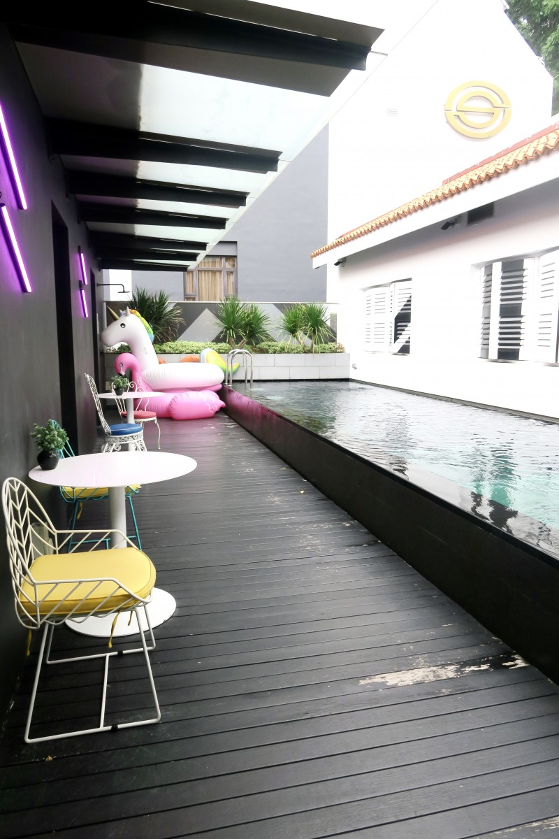 boutique hotels with pools