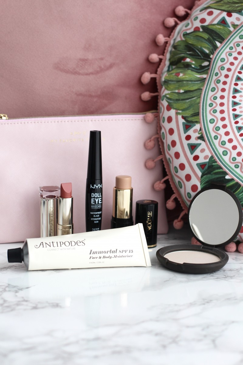 summer make up products, summer make up must haves