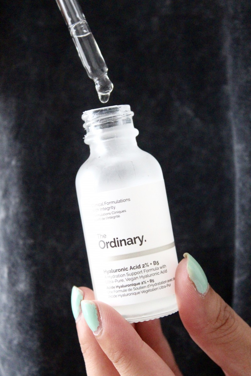 the ordinary hyaluronic acid