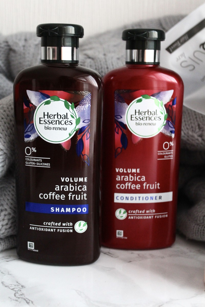 herbal essences haircare