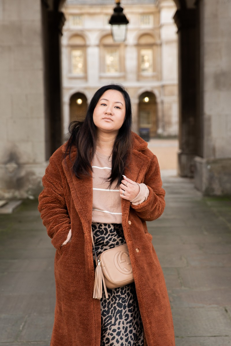 julie ly fashion blogger