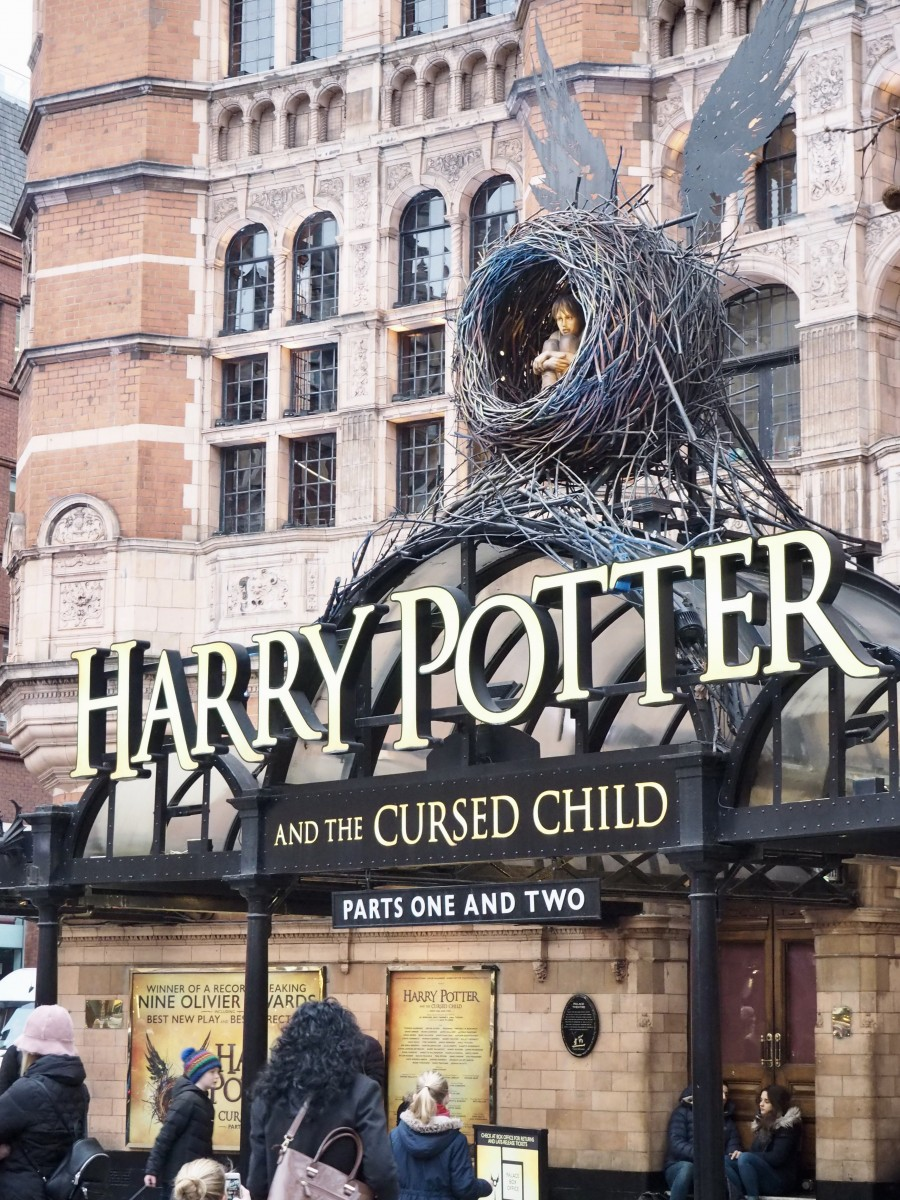harry potter soho