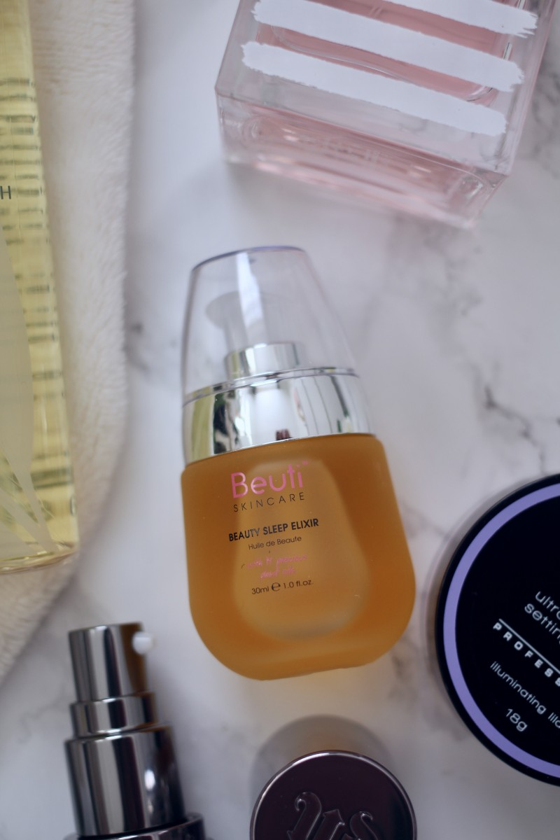 beauti skincare sleep elixir