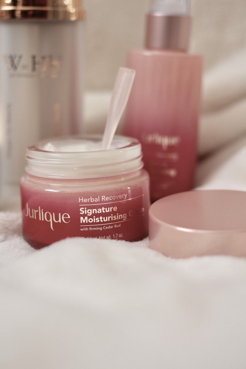 jurlique herbal recovery moisturisers