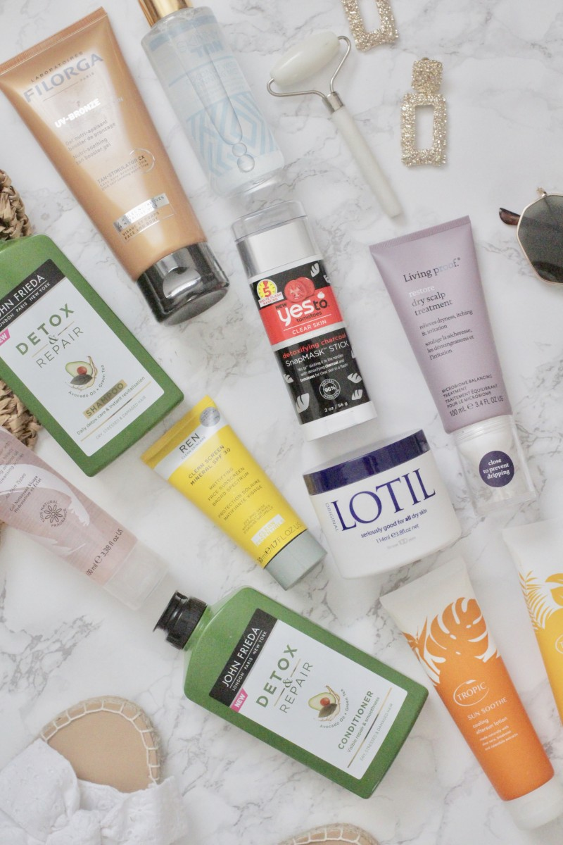 what products to take on holiday