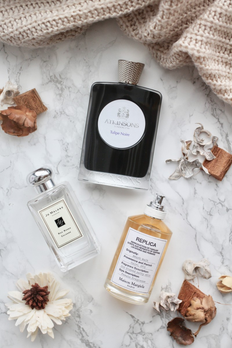 what perfumes to wear this autumn