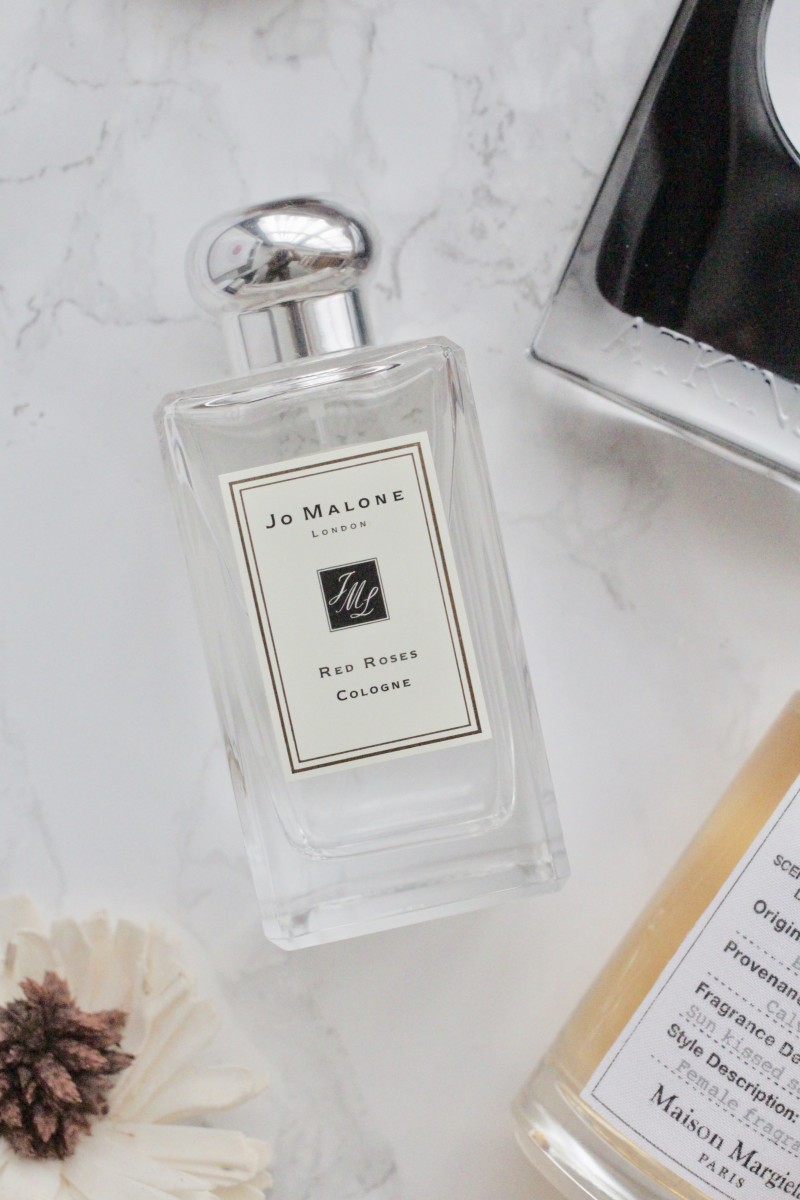 jo malone red roses cologne