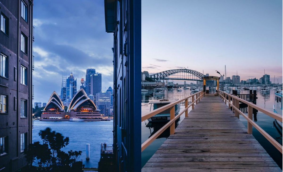 going down under? here's what to pack