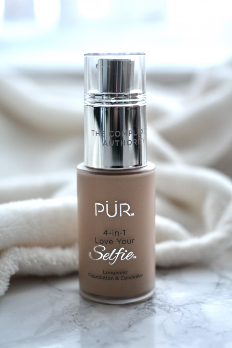 pur minerals love your selfie foundation