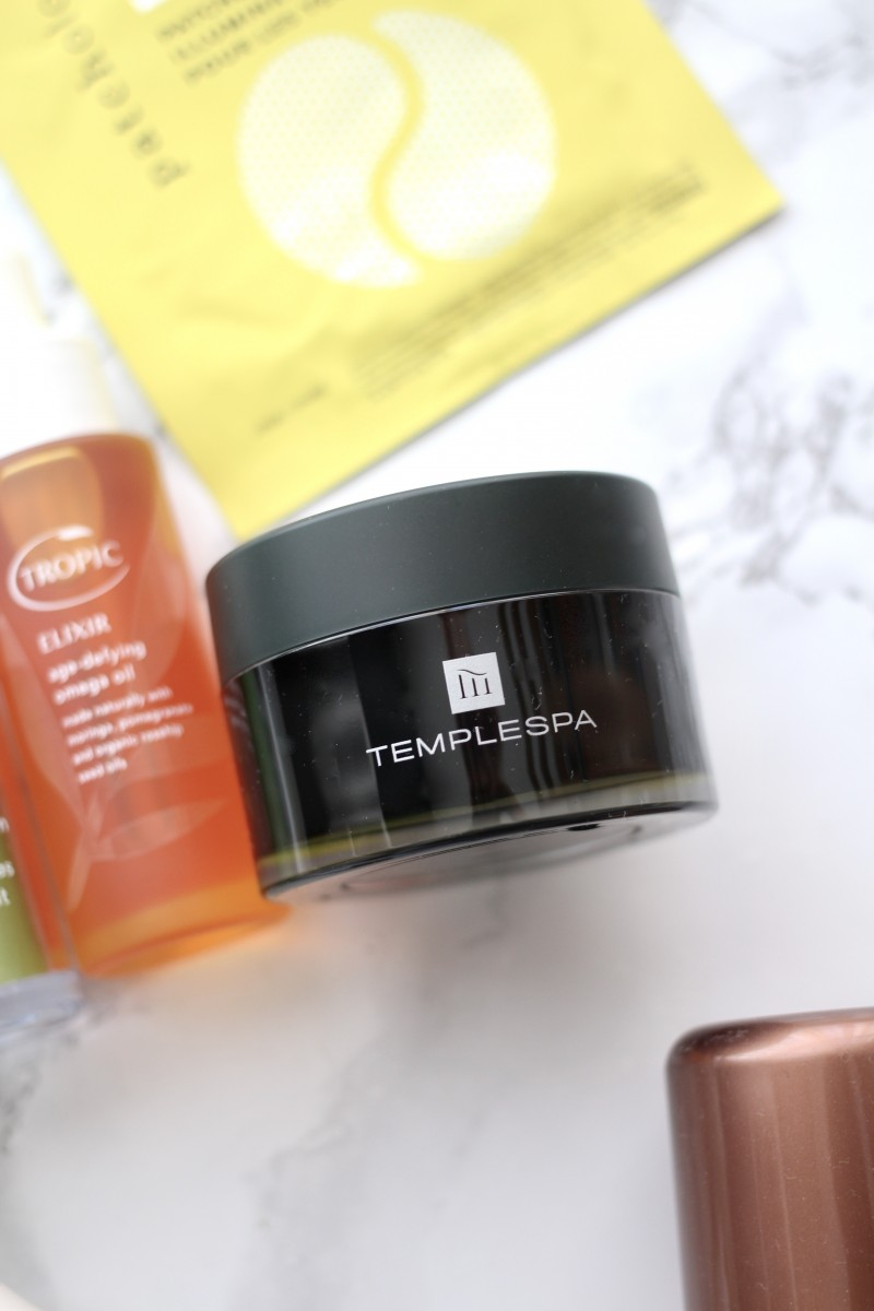 temple spa repose cream