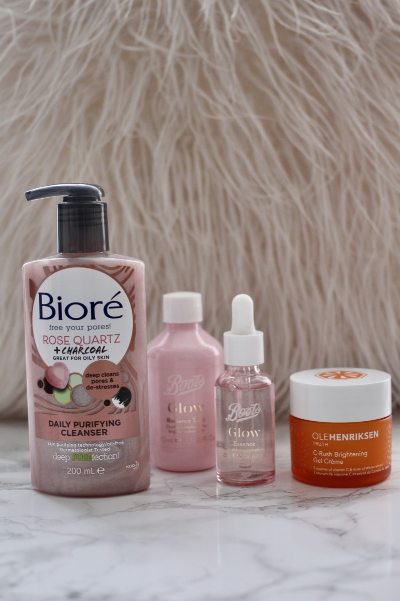 summer skincare at home