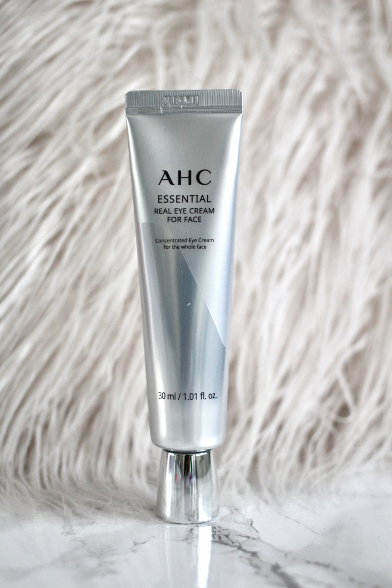 ahc eye cream for face