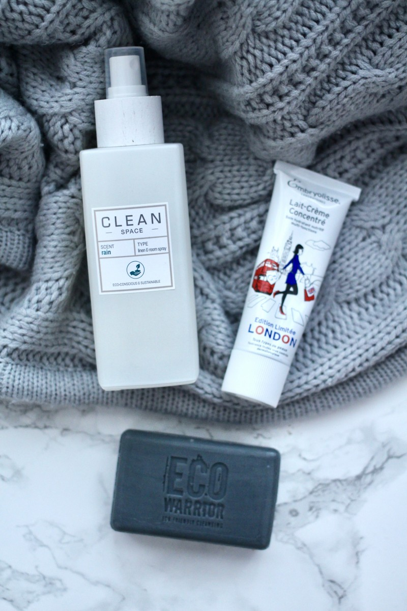winter weather beauty products
